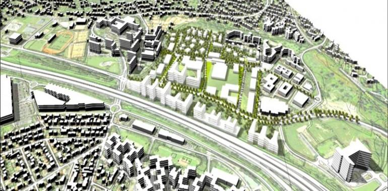 Etude d'aménagement de 30 Ha à Bry-sur-Marne